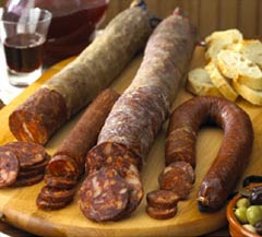 Chorizo and Other Spanish Sausages