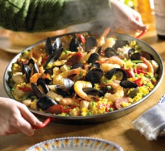 The Secrets of Spanish Paella