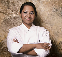 Chef Aarthi Sampath