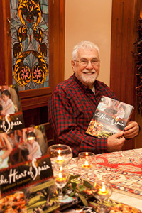 The Heart of Spain book signing