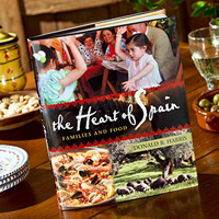 The Heart of Spain Book