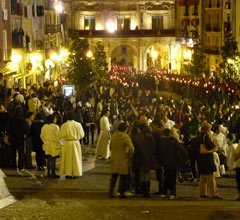Semana Santa and Liturgical Music in Cuenca
