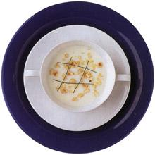 Hazelnut Cream Soup
